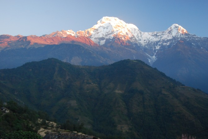 Annapurna Base Camp Trek (18 Days)