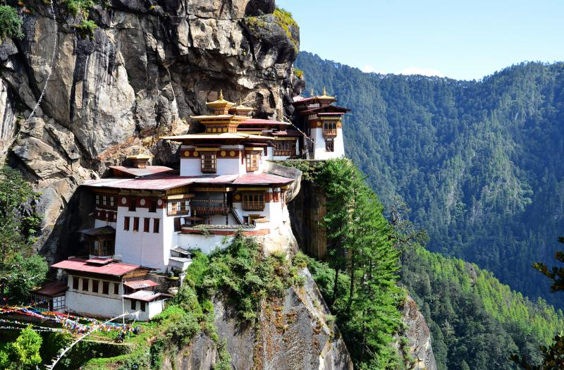 Bhutan at a glance - 4 Days