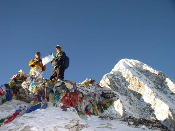 Kalapathar in Everest