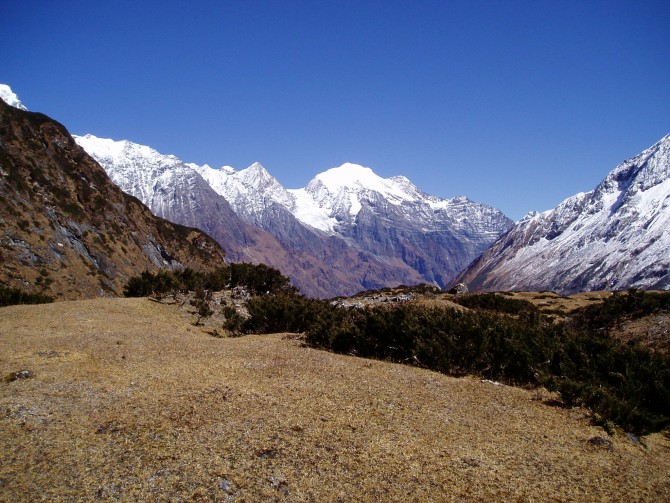 Lower Manaslu Trek