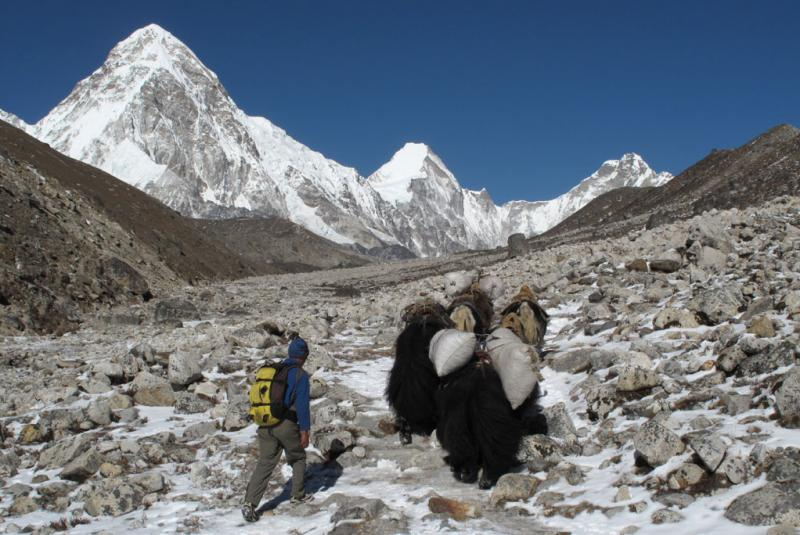 What are the best trekking routes in Nepal